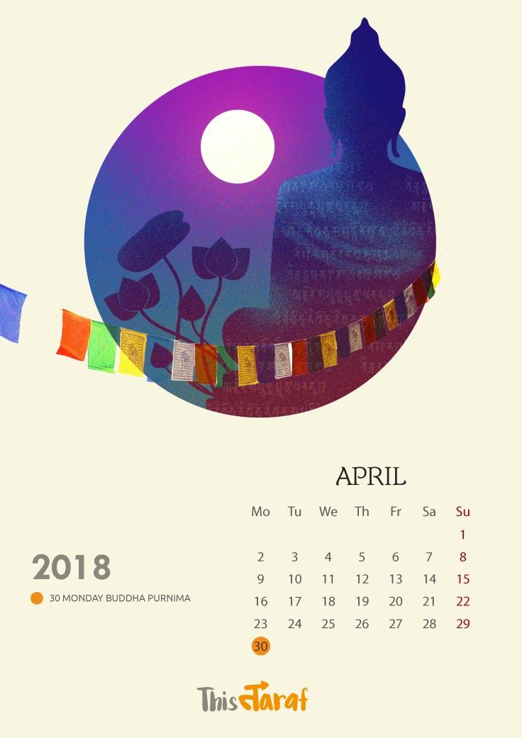 This Taraf_Calendar 2018-05
