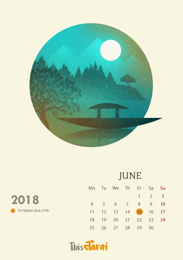 This Taraf_Calendar 2018-07