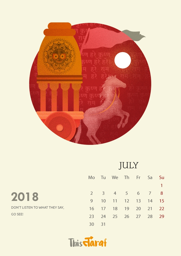 This Taraf_Calendar 2018-08