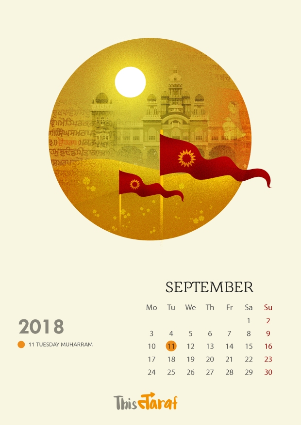 This Taraf_Calendar 2018-10