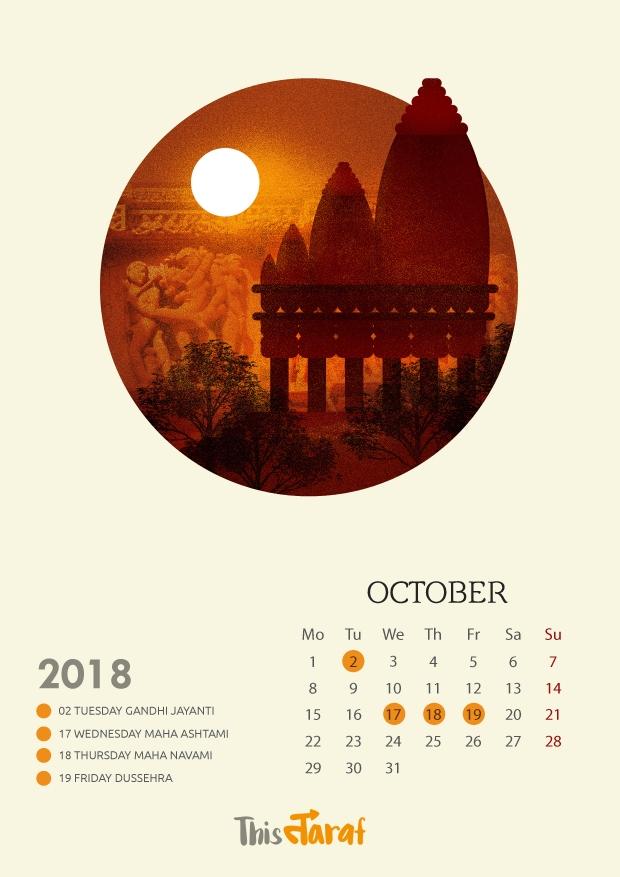 This Taraf_Calendar 2018-11