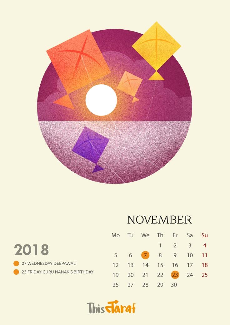 This Taraf_Calendar 2018-12