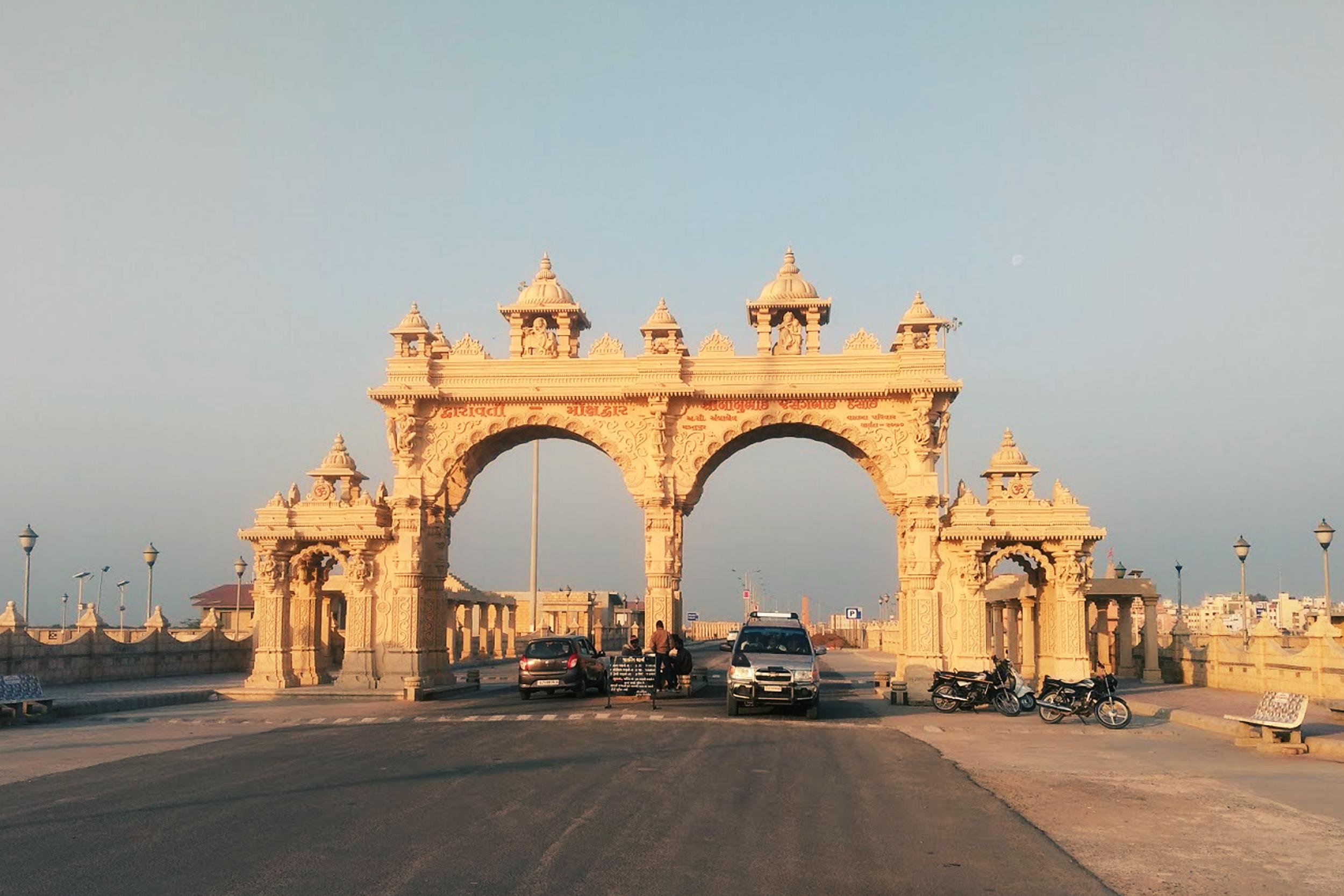 Dwarka Gate