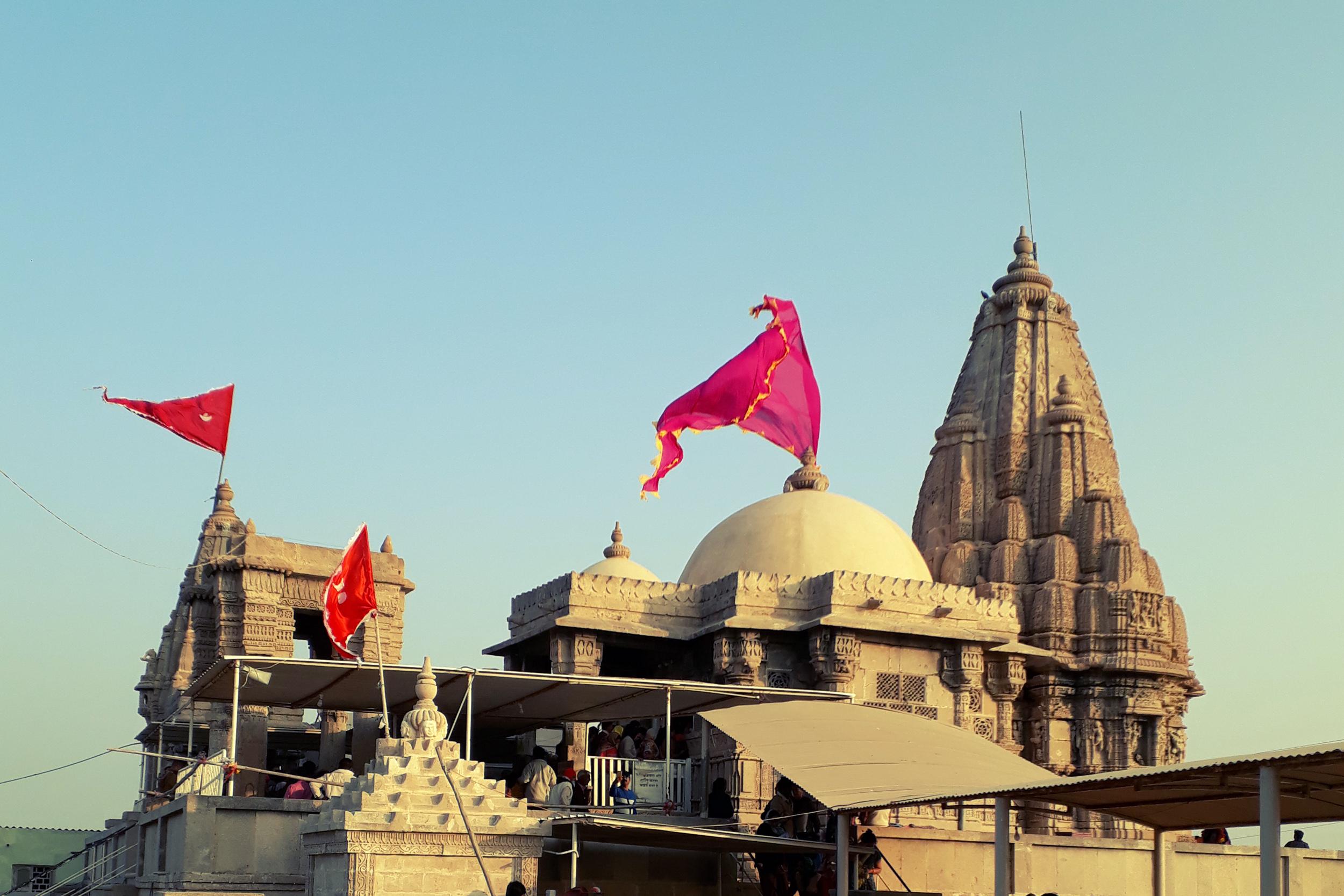 Rukmini Temple Dwarka