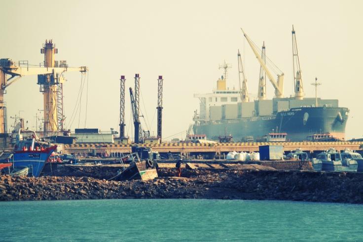 Okha Port