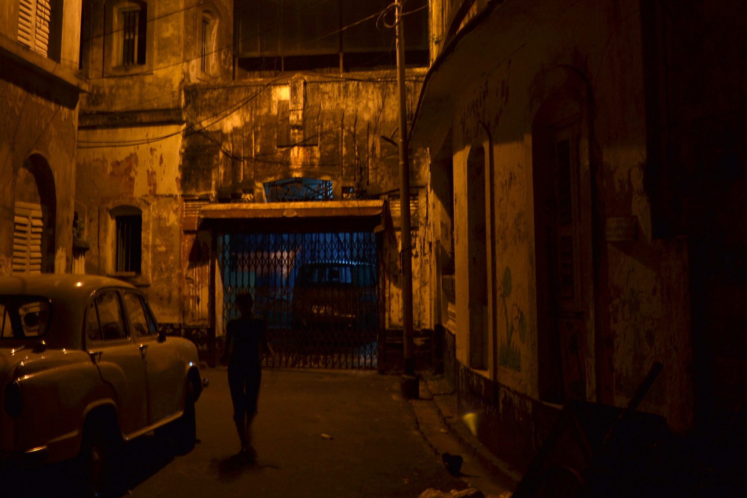 Narrow lanes of North Kolkata