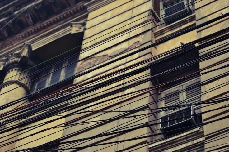 Narrow lanes of North Kolkata