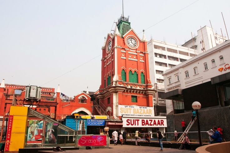 New Market Kolkata