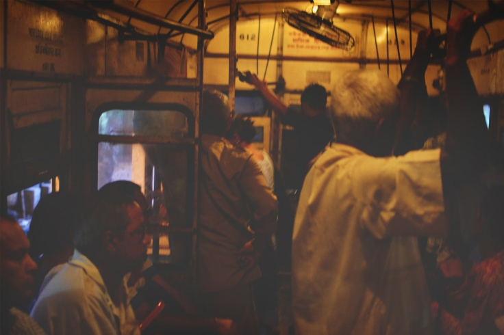 Tram Ride in Kolkata